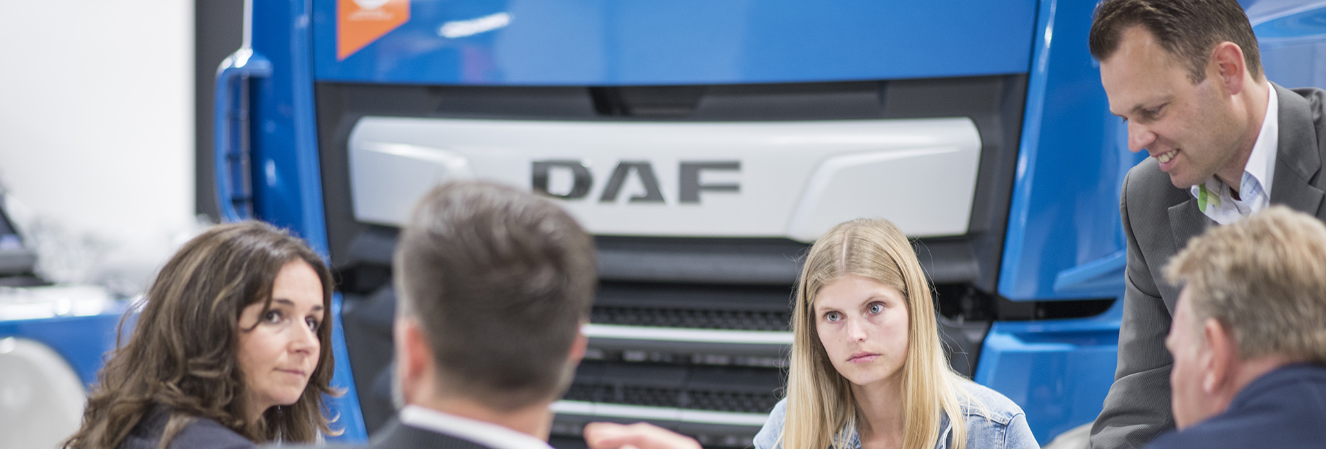 Working at DAF