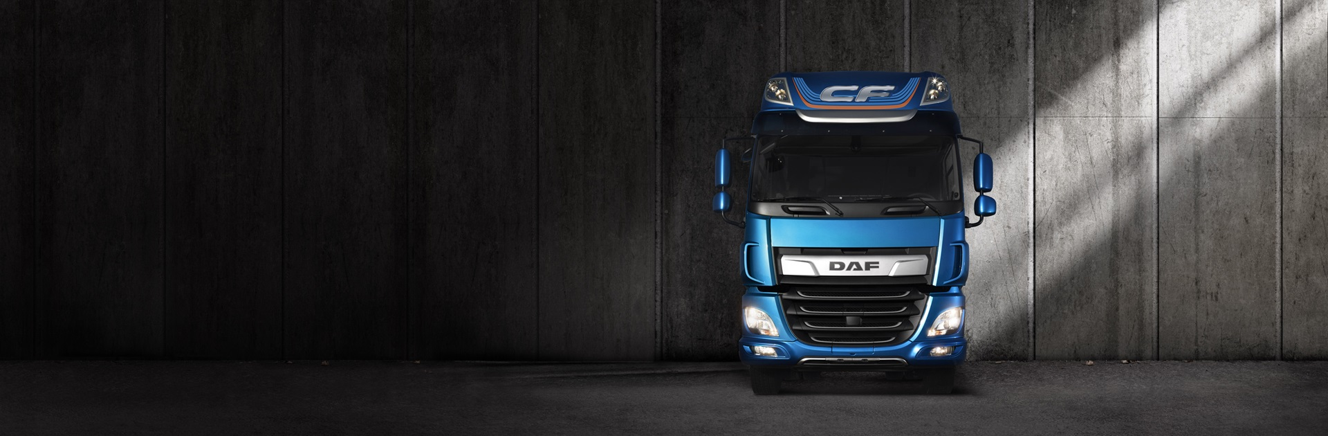 DAF CF header visual