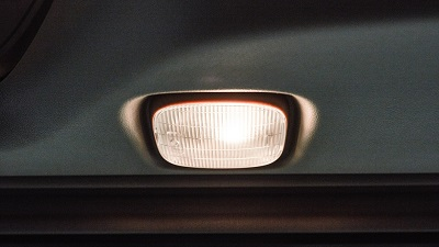 Replacing interior lighting